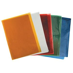 Cellophane Sheets Assorted