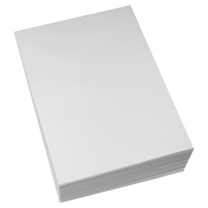 Premium Cartridge Paper 125gsm  500 sheets  A4
