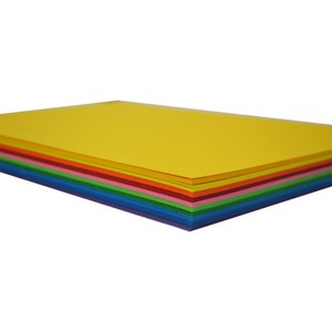 Coloured Board Assorted 210gsm