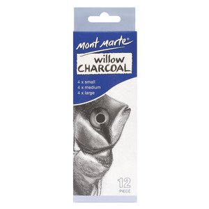 Willow Charcoal Assorted