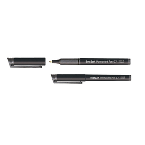 EverZart Permanent Pens Black
