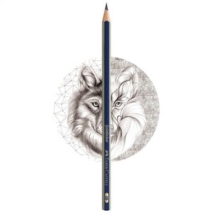 Goldfaber 1125 Drawing Pencils 2B
