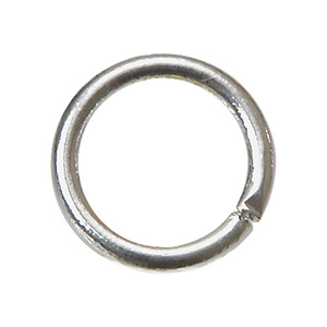 Jump Rings 10mm Silver