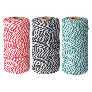 Bakers Twine Christmas Colours