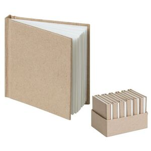 Kraft Mini Notebooks