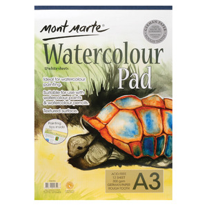 Watercolour Pad
