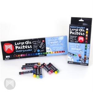 Micador Water Soluble Oil Pastels