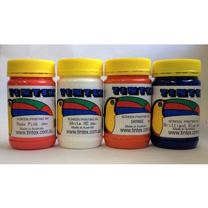 Tintex Screen Printing and Fabric Ink  300ml