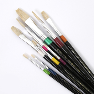 Micador 777 Flat Brushes - pack of 12